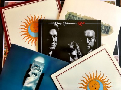 72 - 74 Ltd Ed LPs