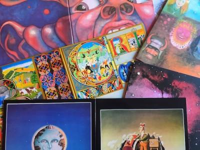 69 - 72 Ltd Ed LPs