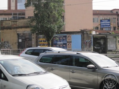 King Crimson Posters in Milan  - Adolfo Galli