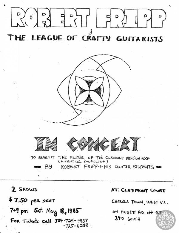 King Crimson I – 1969 · Part 2 II
