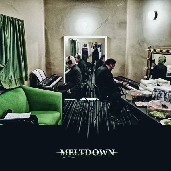 Afbeeldingsresultaat voor King Crimson-Meltdown: Live In Mexico -Cd+Blry-