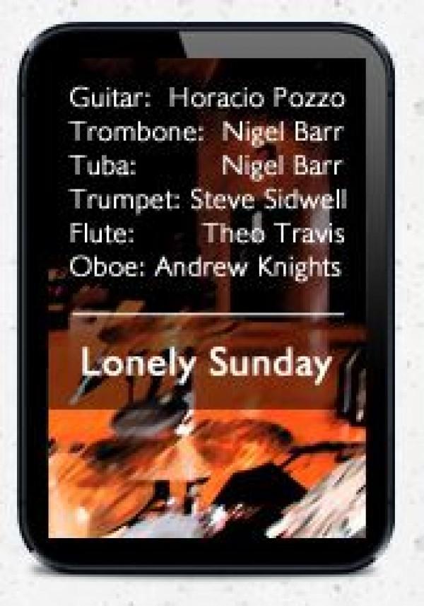 Lonely Sunday Credits