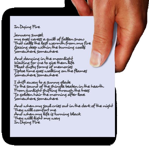 In Dying Fire Lyrics