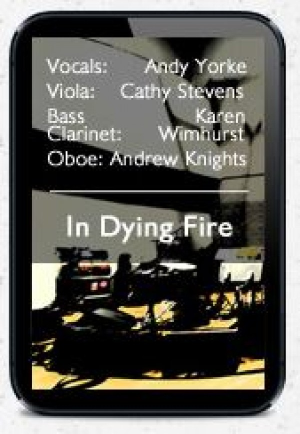 In Dying Fire Credits