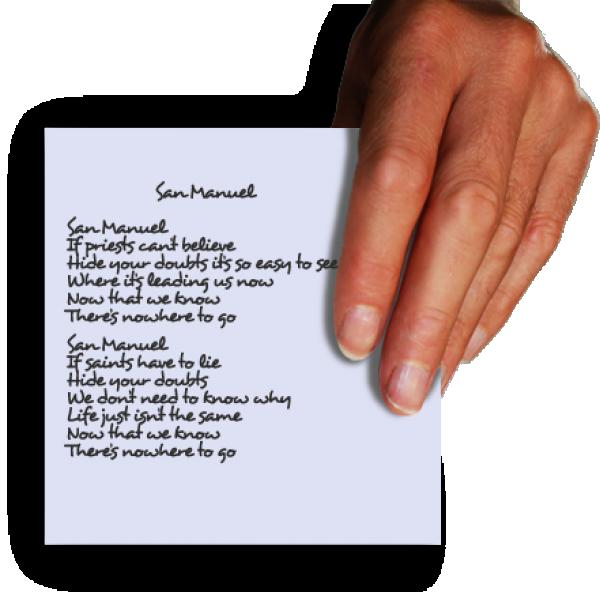 San Manuel Lyrics
