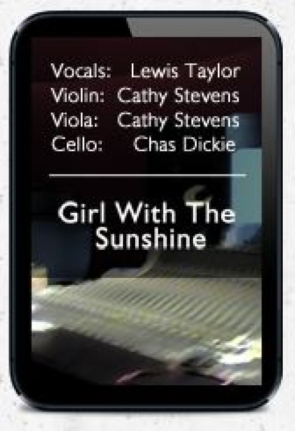Girl With The Sunshine Credits