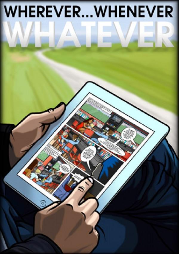 Graphic Novel Poster2