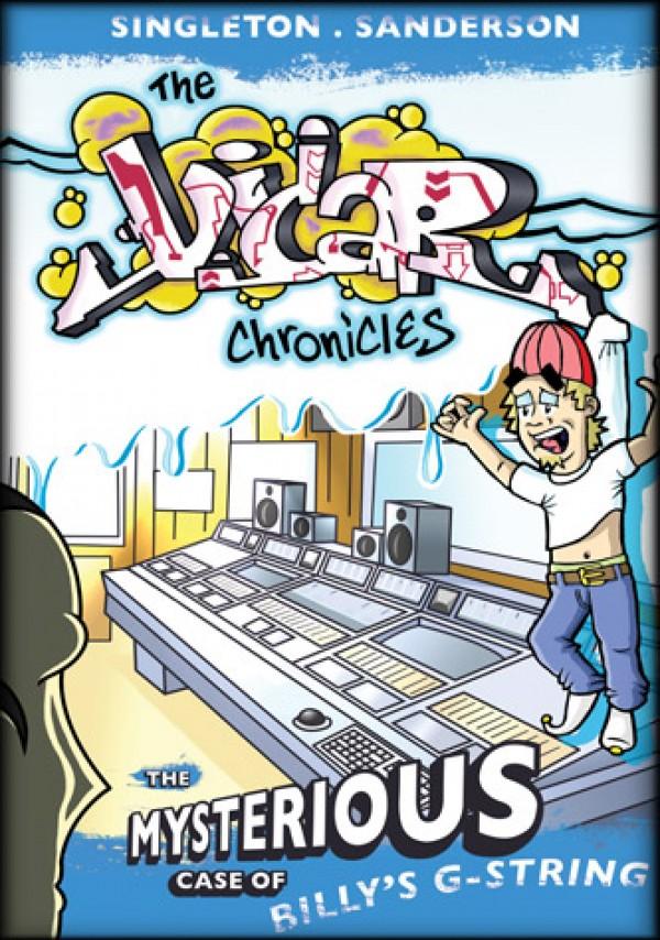 Graphic Novel Poster 3
