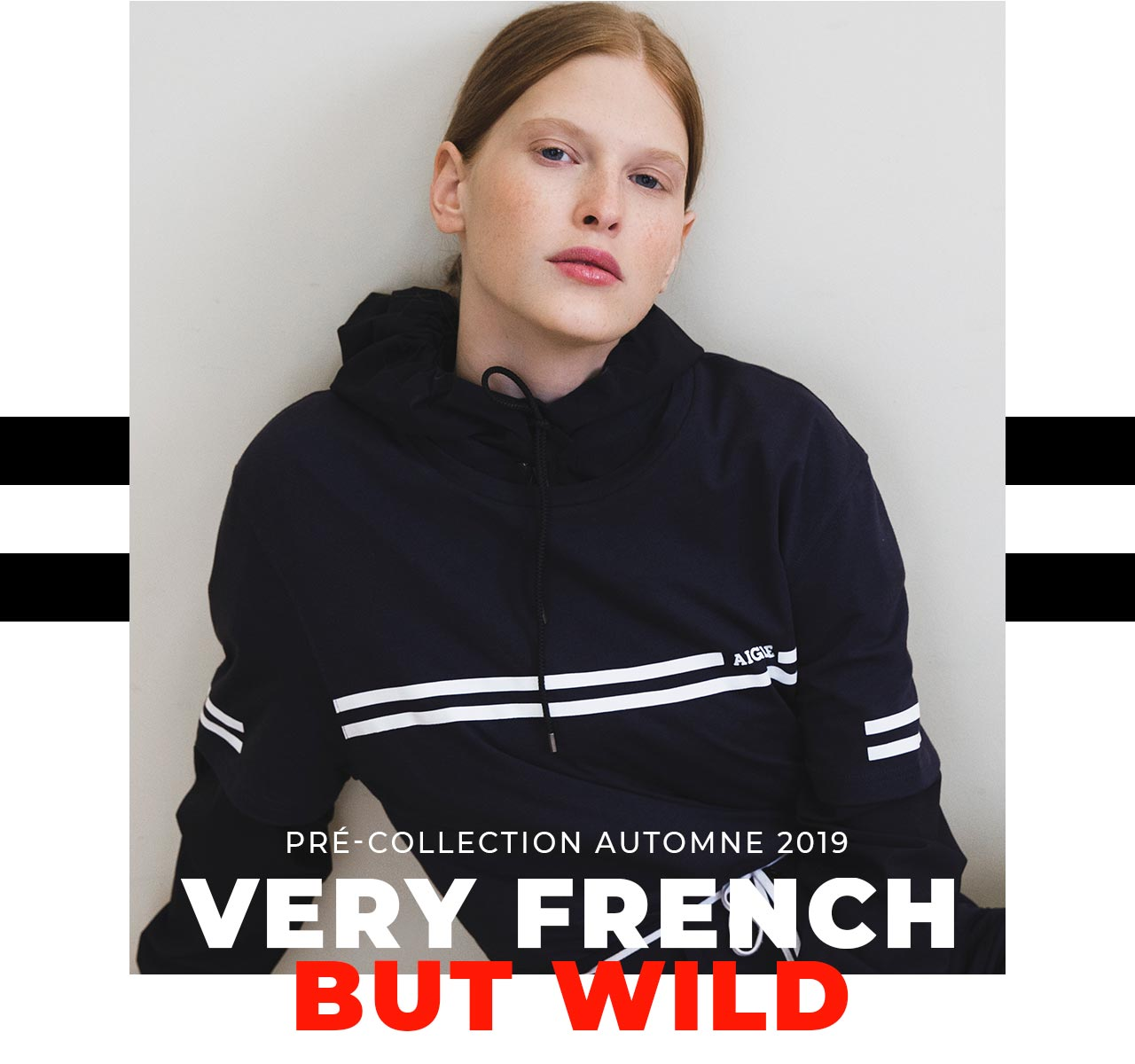 Very French but wild
