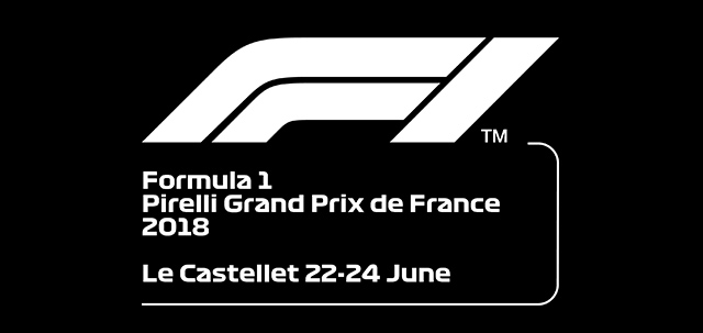 FORMULA 1 : PIRELLI GRAND PRIX DE FRANCE 2018