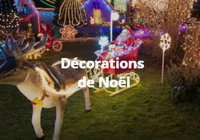 Décorations de Noel