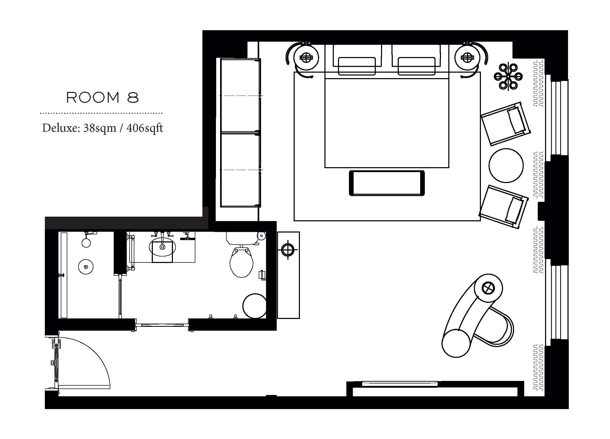 The arts club hotel for 1 king west floor plans