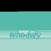 Whodefy logo