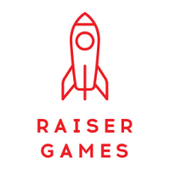 Raiser Games logo