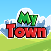 My Town Games logo