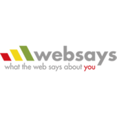 Websays logo