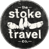 Stoke Travel logo