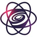 Mega Particle logo