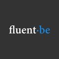 Fluent.be logo