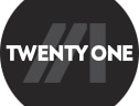 Twenty One Cycling logo
