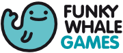 Funky Whale Games logo