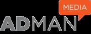 AdMan Media logo
