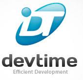 Devtime logo