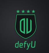 DefyU logo