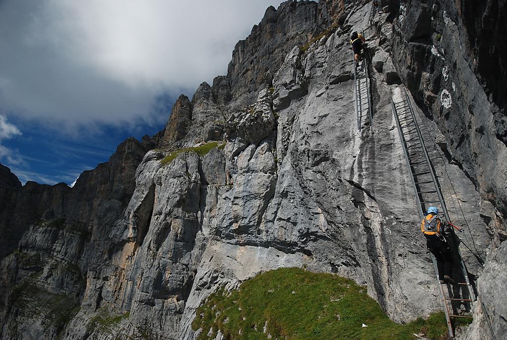 Klettersteig Tälli : Tälli klettersteig fotocommunity portfolio von michaelwoern