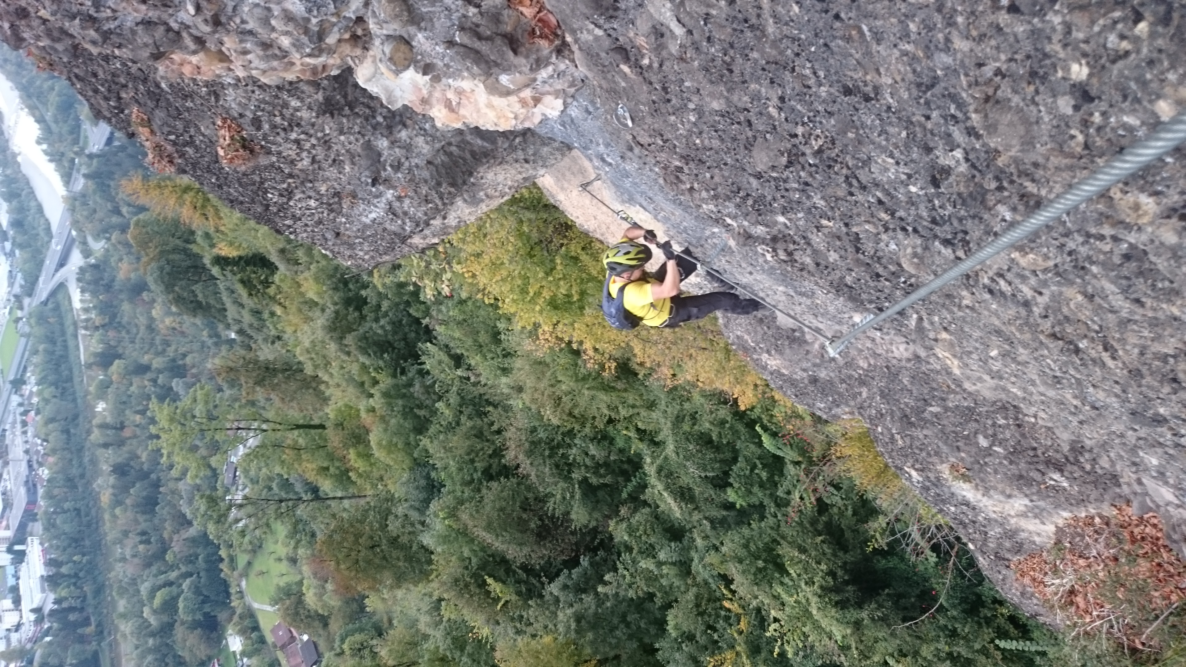 Klettersteig Bregenz : Känzele klettersteig alberschwende bregenzerwald kletter