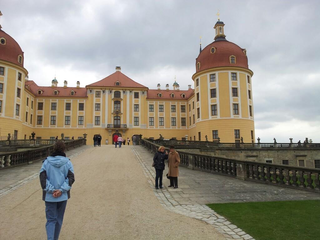 Kulturlandschaft Moritzburg Fasanengarten Wildgehege Schloss und ...