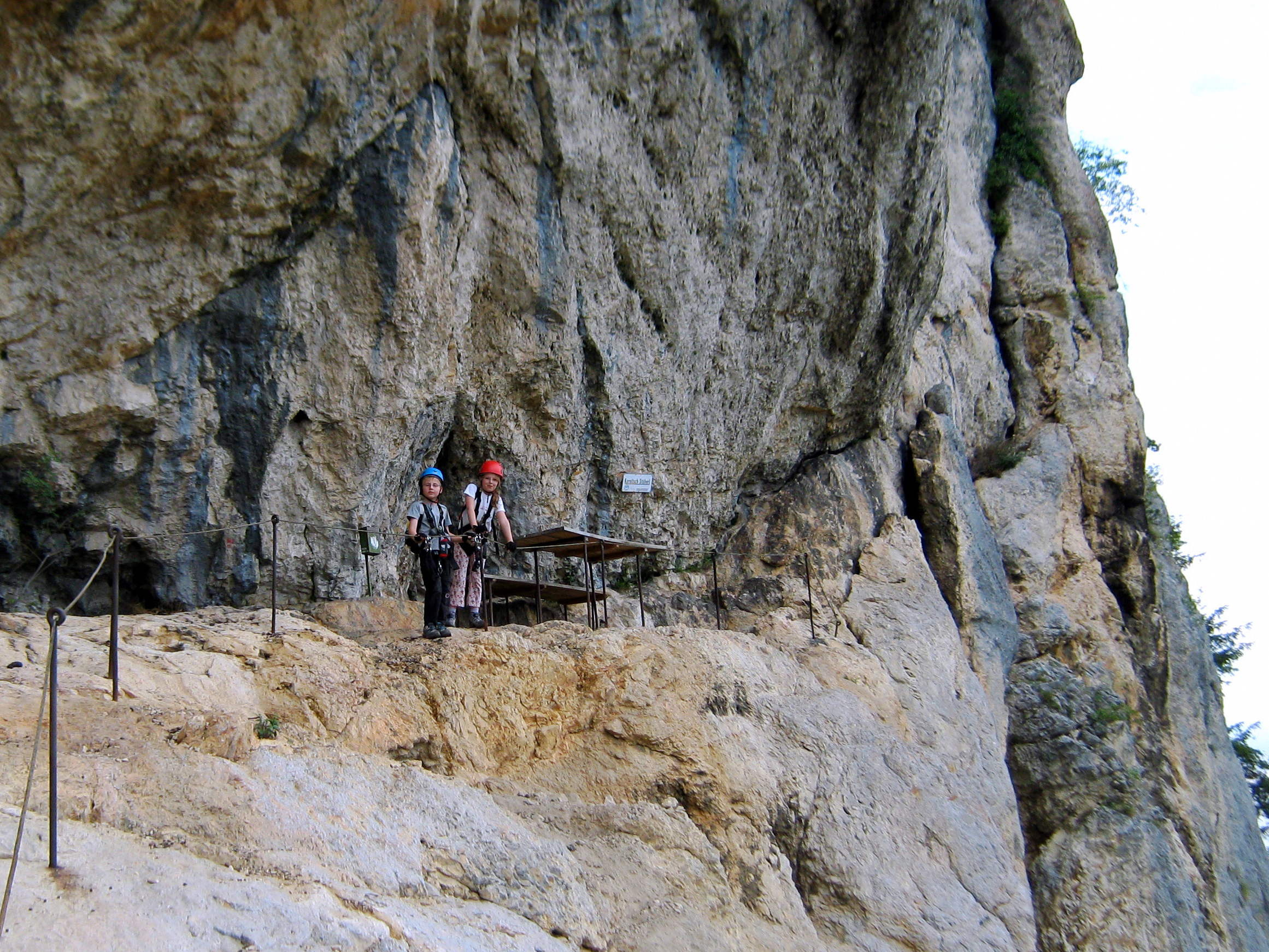 Klettersteig Niederösterreich : Klettersteige für kinder in niederösterreich und der steiermark