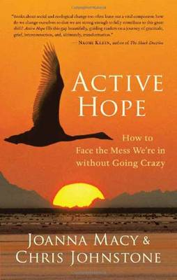 Active Hope by Joanna R. Macy and Chris Johnstone book link