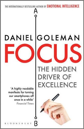 Focus: The Hidden Driver of Excellence book link