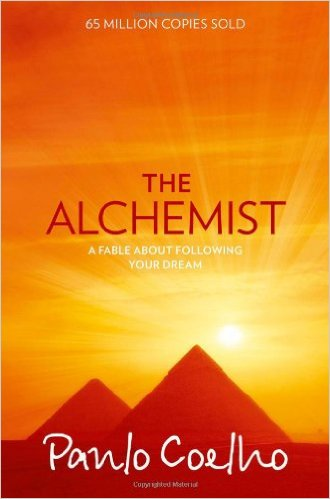 The Alchemist book link