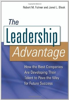 The Leadership Advantage book link