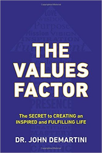 The Values Factor book link