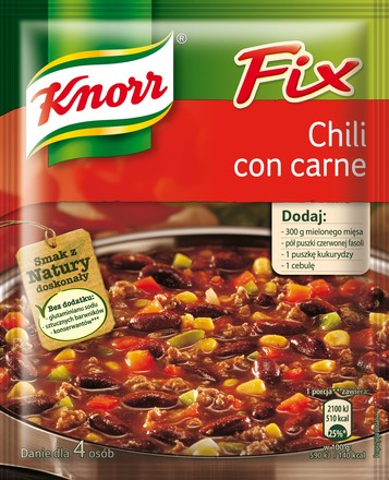 Fix Chili con carne Knorr