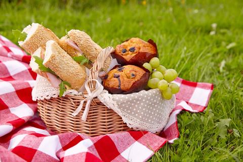 Dania na piknik we dwoje