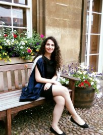 Maria is a Spanish tutor in Cambridge
