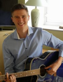 Matthew teaches Guitar lessons in Surrey Greater London