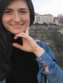 Patricia is a Portuguese tutor in East London