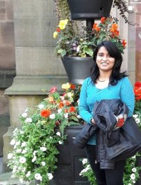 Susmita is a private tutor in Greater Manchester