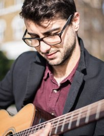 Luca offers Electric Guitar lessons in Essex