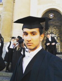 Danial offers English Literature tuition in Central London