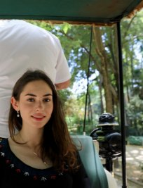 Hannah is a Portuguese tutor in Central London