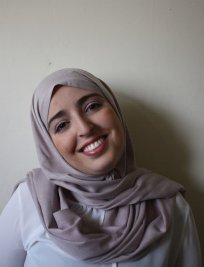 iman is a private English tutor in Beckenham