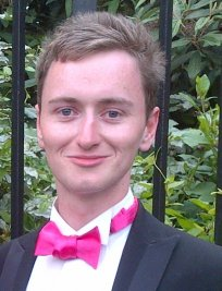 Luke is a Westminster School Admissions tutor in Hertfordshire Greater London