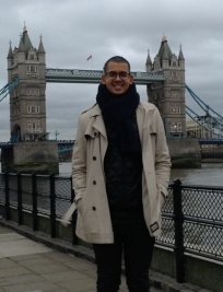 Sam is a French tutor in Colliers Wood