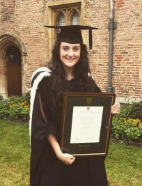 Abigail is an University Advice tutor in Earlsdon